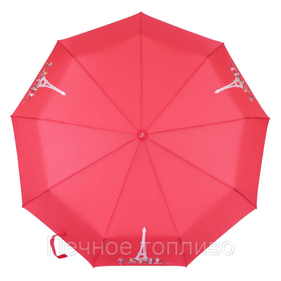 Зонт складной автомат Париж