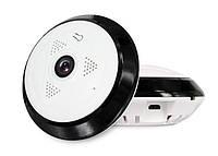 Камера Панорамная IP (Интернет) EC10-I6 - Рыбий Глаз - Съемка на 360 градусов