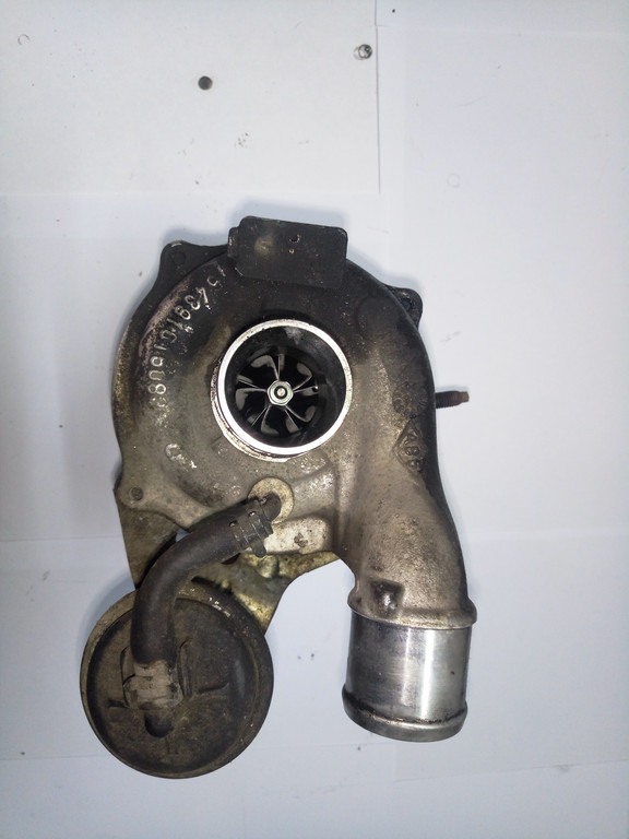Турбина до ремонта 54359700033 RENAULT KANGOO II, K9K 1.5 DCI, 45-63 KW