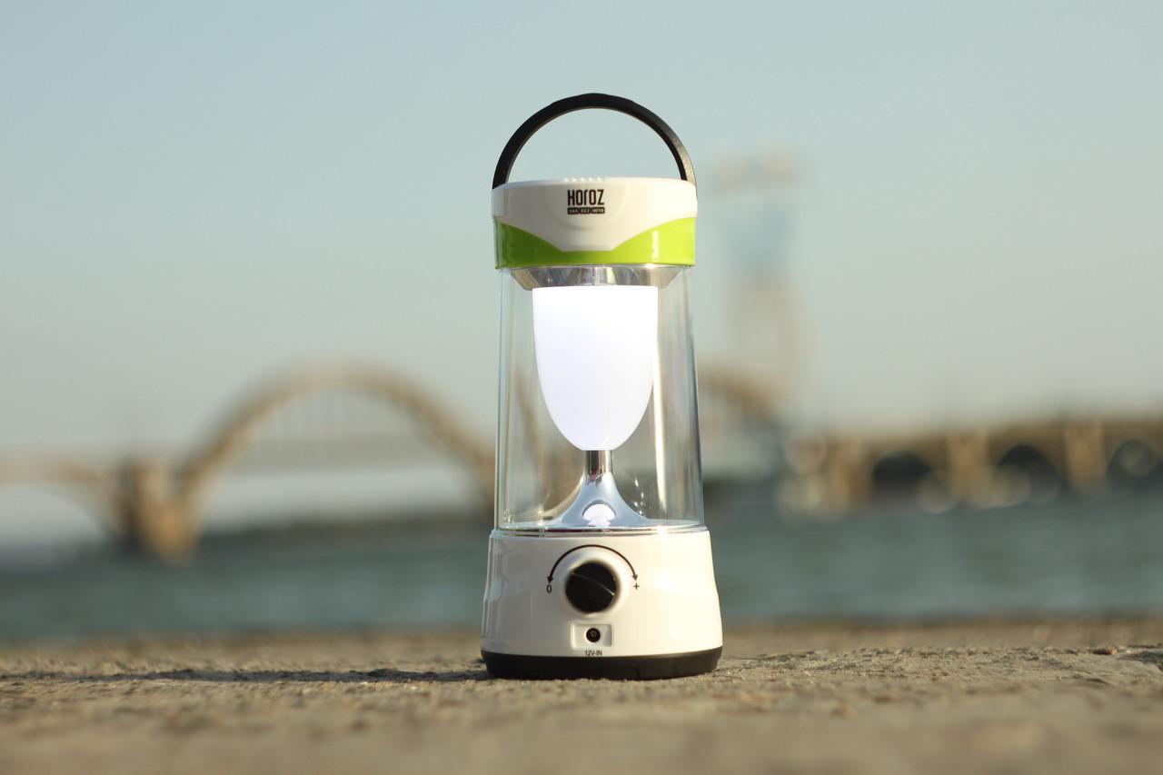 Светильник аккумуляторный светодиодный Horoz Electric ROMARIO