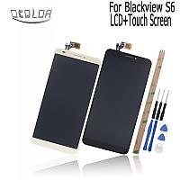Blackview S6 LCD Дисплей + сенсор Модуль