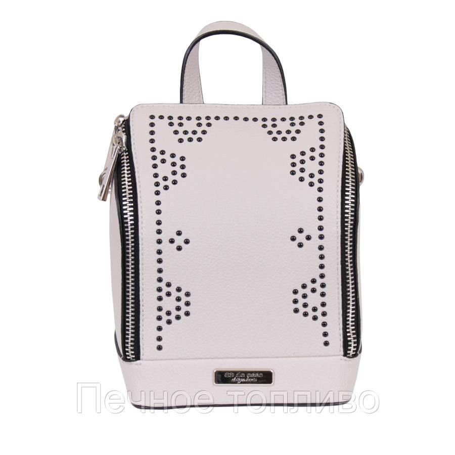 Сумка-рюкзак DS23724-214 Серая