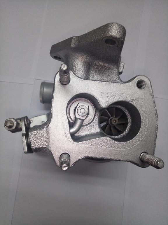 Турбина с новым картриджем, настроена и готова к установке на автомобиль 54359700033 RENAULT KANGOO II, K9K 1.5 DCI, 45-63 KW