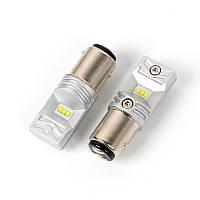 Светодиодные автолампы CARLAMP 10G P21/5W CSP 10G/1157