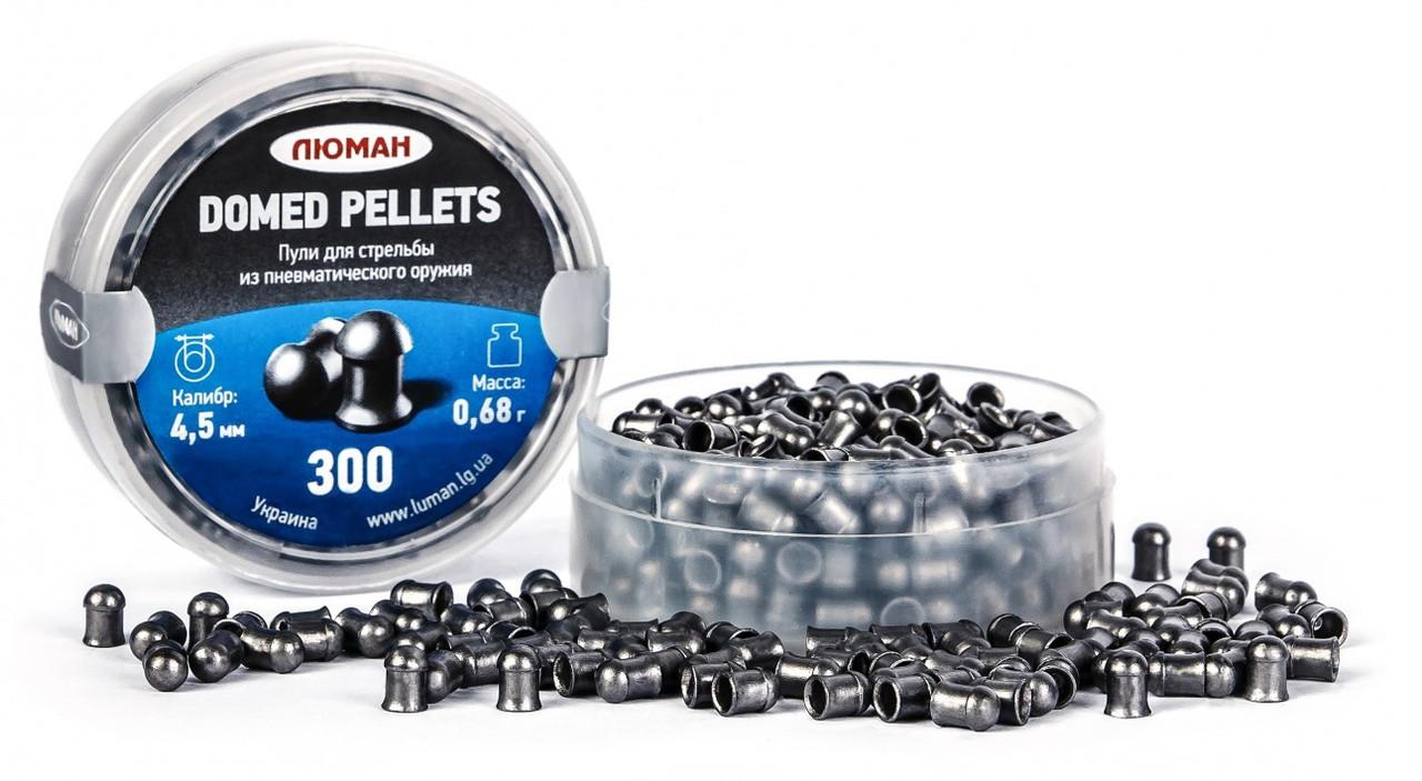 Пули пневматические Люман Domed 0,68 гр (300 шт)
