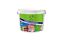 """Краска резиновая для крыш """"Colorina"""" 3,6 кг. (белая)"""