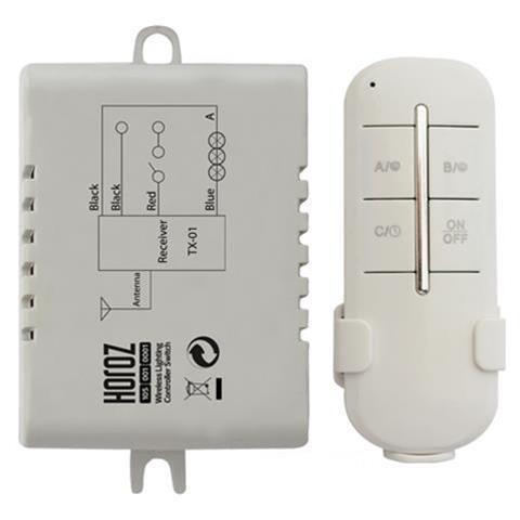 Пульт дистанционного управления Horoz Electric 2 канала Controller-1