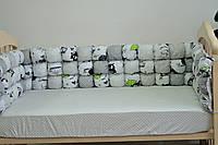 """Защитный бампер """"JOY"""" бомбон (6 ед) Viall"""