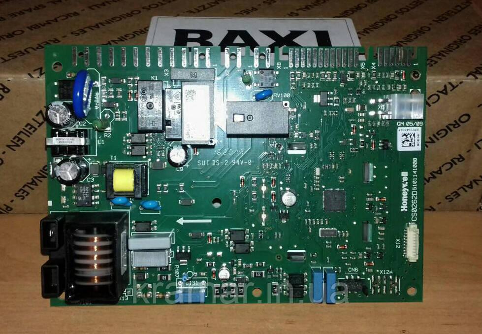 Плата управління Baxi-Westen Pulsar D/Quasar D 5702470, 710825400, 71148700