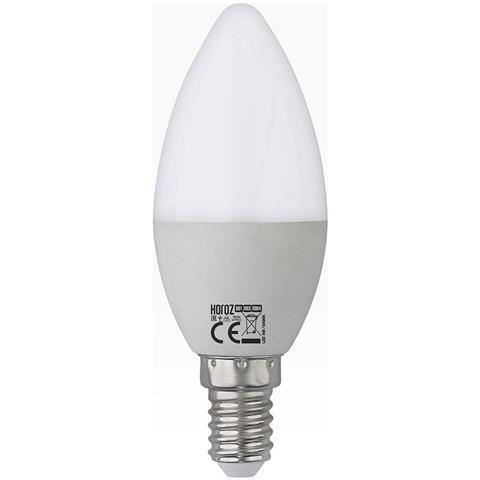 """Лампа светодиодная Horoz Electric """"ULTRA - 6"""" 6W 6400K Е14"""