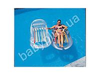 Матрас-кресло Bestway - 43028 металлик, + ремкомплект