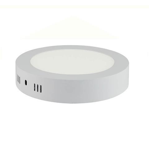 """Накладной потолочный светодиодный LED светильник Horoz Electric """"Caroline-12"""" 12W 6000K"""