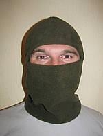 Флисовая шапка-маска для очень холодной погоды