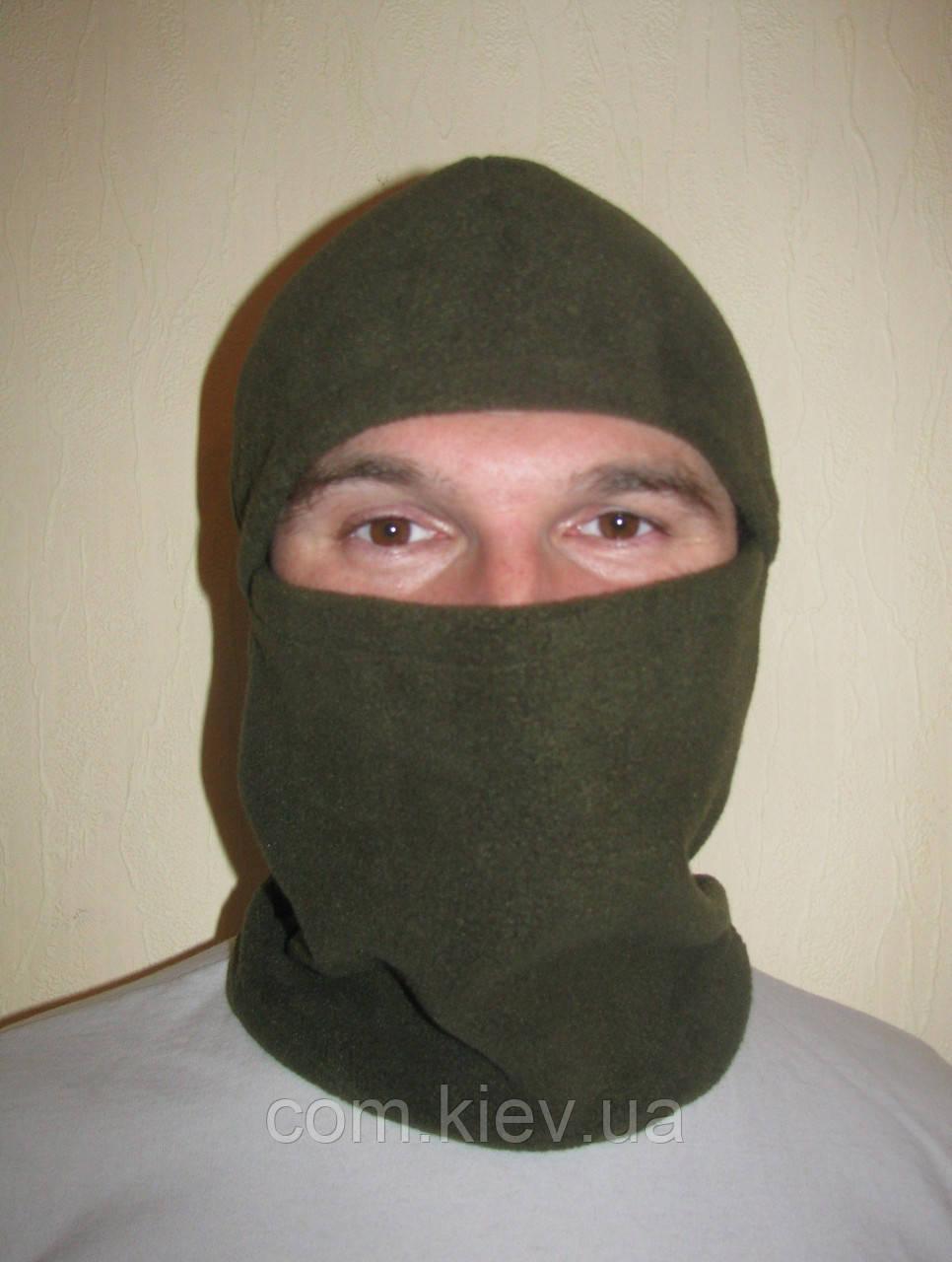Флисовая шапка-маска для очень холодной погоды, фото 1