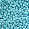 Шарики голубые d 4-5 мм.10г/уп