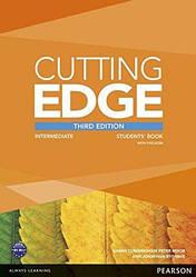 Cutting Edge 3rd ed Intermediate SB+DVD