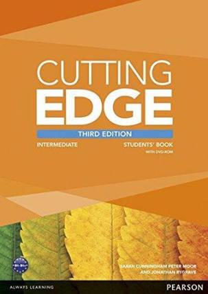 Cutting Edge 3rd ed Intermediate SB+DVD, фото 2