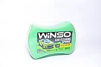 Губка для мытья авто WINSO 200*140*60mm 151300