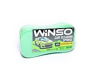Губка для мытья авто WINSO 220*120*60mm 151100