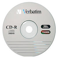 CD-R диски для аудио Verbatim Spindle Wagon Wheel 50 pcs Extra