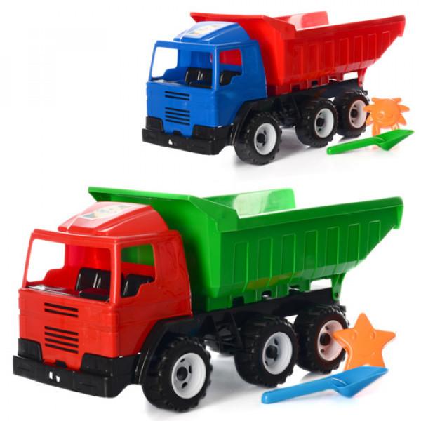 Автомобіль ЛІДЕР вантажівка 143 Оріон 61.5*25*29.5 см