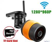 Камера настенная потолочная уличная 7010 2in1 CAMERA CAD 7010 WIFI ip 1mp