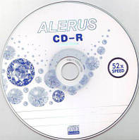 CD-R диски для аудио ALERUS Bulk/50