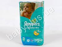 """Подгузники Pampers """"Active Baby-Dry Midi"""" (4-9 кг) 58шт"""