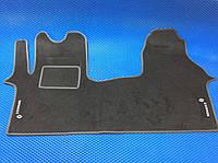 Автомобильные коврики из ковролина на  RENAULT TRAFIC 2