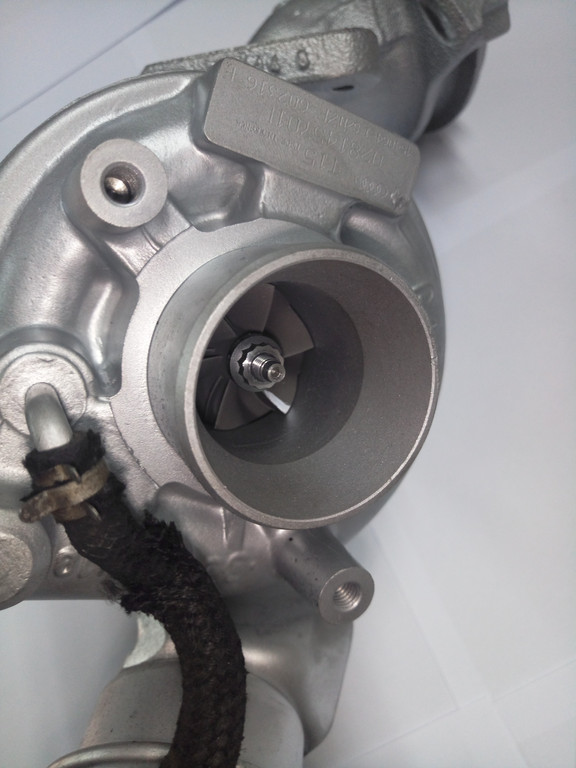 Замена картриджа турбины 454064-5001S VOLKSWAGEN T4 TRANSPORTER 1.9 TD, ABL, 50 KW / 68 HP, 028145701L