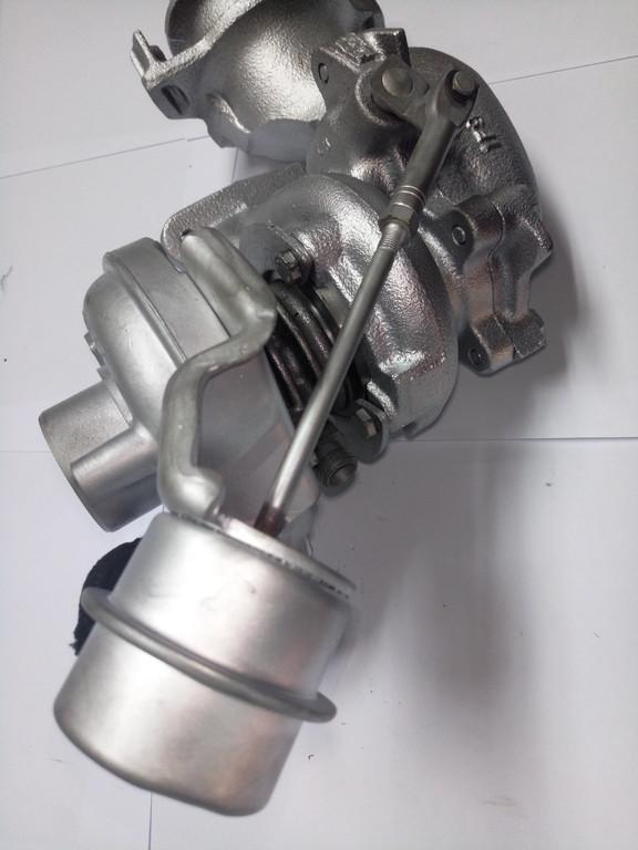 Турбина с новым картриджем, настроена и готова к установке на автомобиль 454064-5001S VOLKSWAGEN T4 TRANSPORTER 1.9 TD, ABL, 50 KW / 68 HP, 028145701L