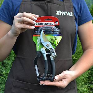Сікатор садовий Greenmill professional UP0060 (15мм зрізу)