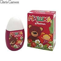 Мишка В России - детская ароматная вода 50ml