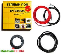 Теплый пол в стяжку In-Therm ECO PDSV-20 (Чехия) - двужильный нагревательный кабель