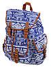DM Рюкзак Городской ткань Индия 6180-1