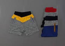 Трикотажные шорты для мальчиков  F&D, 1-5 лет. {есть:1 год}