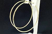 Золоті сережки. Артикул 100033Ж, фото 1