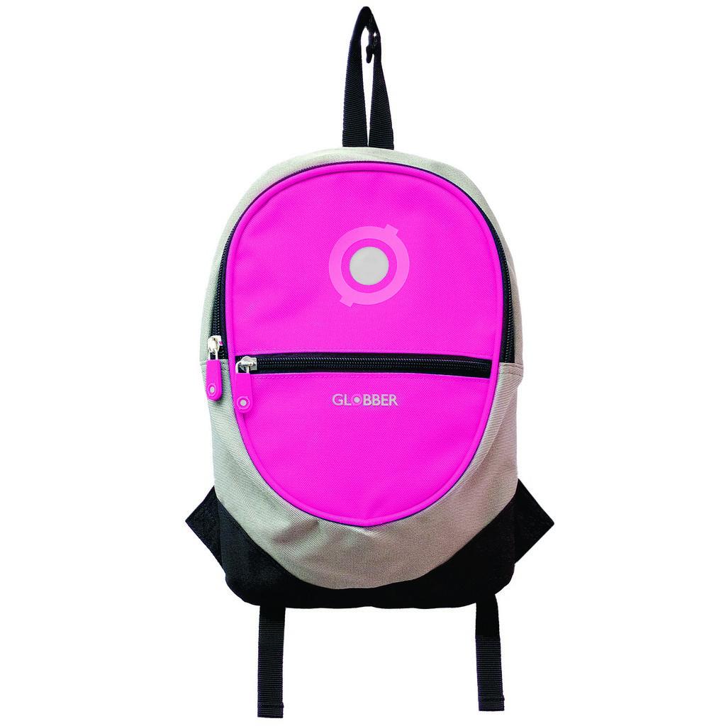 Рюкзак на самокат Globber рожевий (524-110)