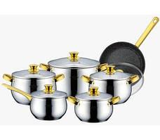 Набор кухонной посуды 12 пр Peterhof PH-15233