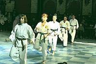 Праздник спорта и здоровья от школы карате для детей в Днепропетровске