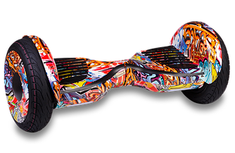 Гироборд Hand Group All Road 10.5 дюймов Orange Graffiti (OG01), гироскутер, сигвей, Акция!