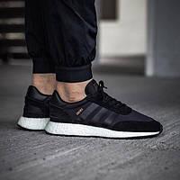 Мужские кроссовки Adidas Iniki Black