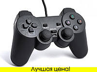 USB джойстик для ПК PC GamePad DualShock DJ-706 вибро