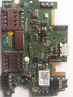 Материнская плата смартфона Lenovo A6010 SMP LV MB A6010 16G, Б/У
