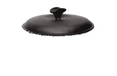 Кришка чавунна, емальована. Діаметр 500мм.