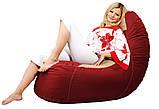 Кресло мешок для сада КОМФОРТ бескаркасная мебель, фото 2