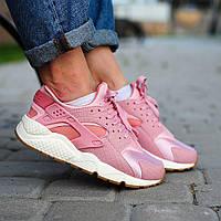Женские кроссовки Nike Huarache Pink