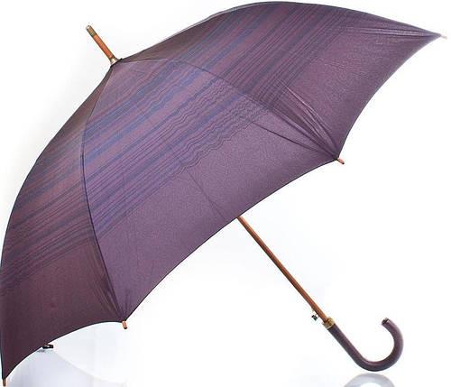 Прочный зонт-трость с большим куполом, полуавтомат ZEST (ЗЕСТ) Z41652-19