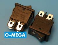 Кнопочный выключатель, Клавиша мини 18,8х12,9 мм