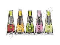 Гитара, струны, 5 видов (фрукты), в кор-ке